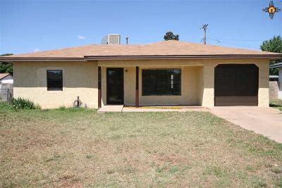 Clovis Single Family Home For Sale: 3116 Main St