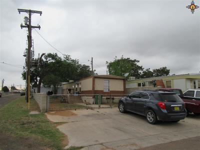 Hobbs NM Multi Family Home For Sale: $190,000
