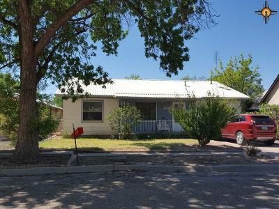 Portales Single Family Home For Sale: 1019 W University Dr