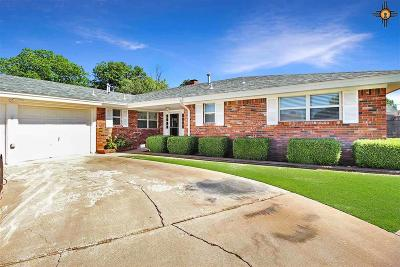 Hobbs NM Single Family Home Under Contract-Don't Show: $239,000