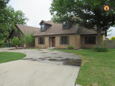 Lovington Single Family Home For Sale: 1307 W Ave J