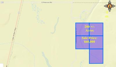 Artesia NM Residential Lots & Land For Sale: $60,000