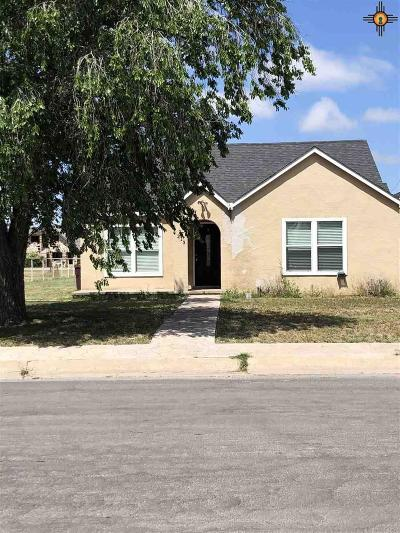 Lovington Single Family Home For Sale: 213 N 3rd