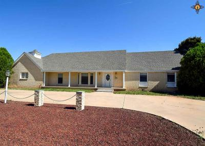 Clovis Single Family Home For Sale: 1016 Fairway Terrace