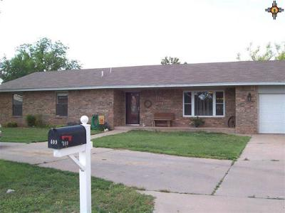 Roosevelt County Single Family Home For Sale: 409 E 18th