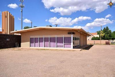 Roosevelt County Commercial For Sale: 321 S Ave C.