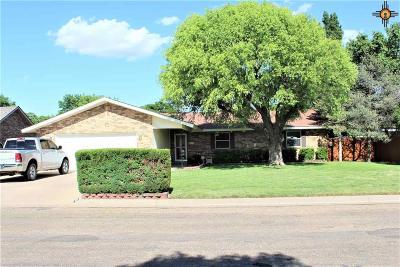 Clovis Single Family Home For Sale: 1505 Lexington