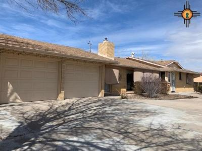Gallup Single Family Home For Sale: 1610 Monterey Drive