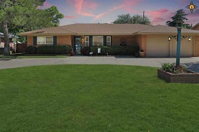 Hobbs Single Family Home Under Contract-Don't Show: 501 W Silver