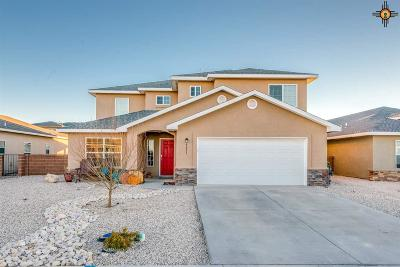 Hobbs Single Family Home For Sale: 4821 W Hardtack Rd.