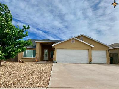 Clovis Single Family Home For Sale: 2013 Hali