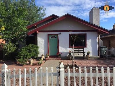 Gallup Single Family Home For Sale: 309 E Hill