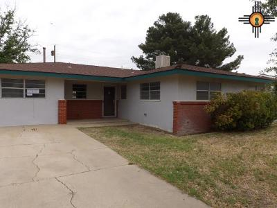 Single Family Home For Sale: 1512 W Polk Ave