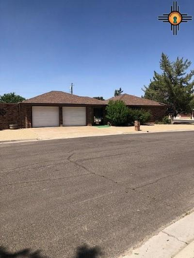 Hobbs Single Family Home For Sale: 1300 W Cochiti