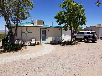 Sierra County Single Family Home For Sale: 523 Bass