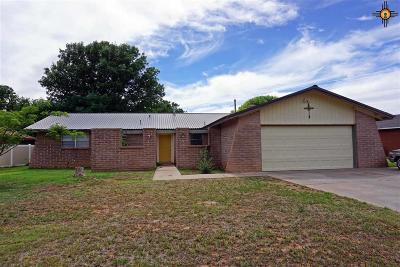 Clovis Single Family Home For Sale: 3612 Linkwood Lane