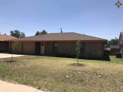 Hobbs Single Family Home For Sale: 207 E Aspen