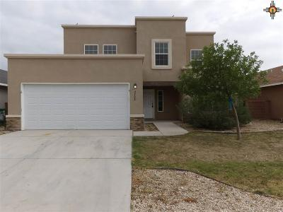 Hobbs Single Family Home For Sale: 4722 W Big Red Rd