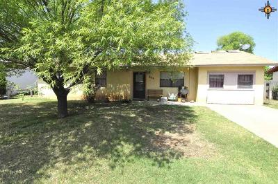 Texico Single Family Home For Sale: 820 Lamar