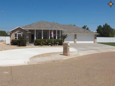 Clovis Single Family Home For Sale: 104 Calan Ct.
