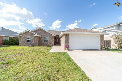 Single Family Home For Sale: 3704 Benjamin Davis Dr