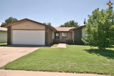 Clovis NM Single Family Home For Sale: $99,900
