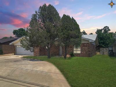 Hobbs Single Family Home For Sale: 3100 N Fowler St.