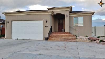 Grants Single Family Home For Sale: 1525 Valley Drive