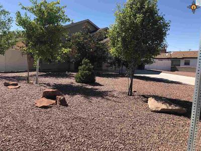 Gallup Single Family Home Active/Tom/Take Back Ups: 1424 Red Rock