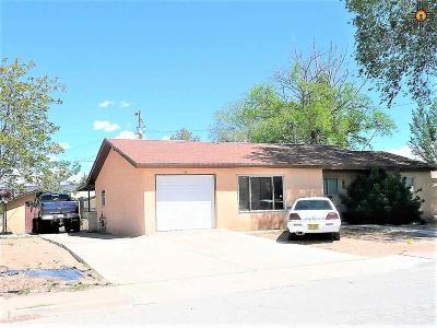 Grants Single Family Home For Sale: 816 Houston Ave
