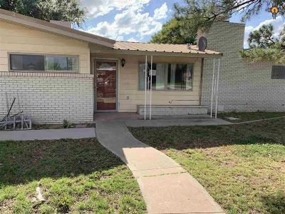 Hobbs Single Family Home For Sale: 1607 N Vega Dr