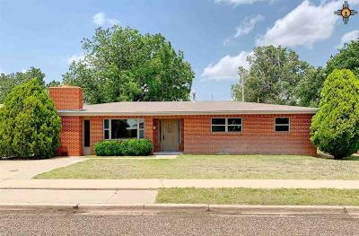 Portales Single Family Home For Sale: 228 Oklahoma