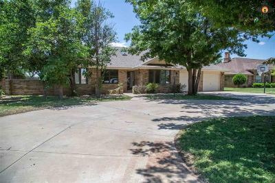 Clovis Single Family Home For Sale: 413 Diamondhead