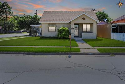 Lovington Single Family Home For Sale: 224 S 5th St.