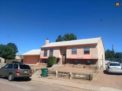 Grants Single Family Home For Sale: 1300 Chaco Avenue