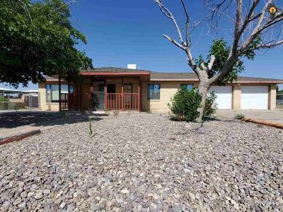 Sierra County Single Family Home For Sale: 904 Juniper