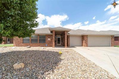 Clovis Single Family Home For Sale: 2416 Northglen Dr