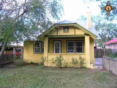 Las Vegas Single Family Home For Sale: 1114 7th Street