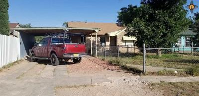 Hobbs NM Single Family Home For Sale: $95,000