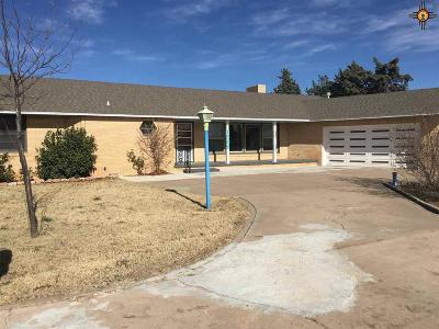 Clovis Single Family Home For Sale: 1508 E 21st
