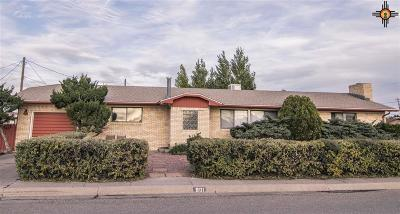 Gallup Single Family Home For Sale: 801 Burke