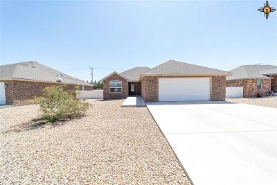 Portales Single Family Home For Sale: 2127 Mockingbird Lane