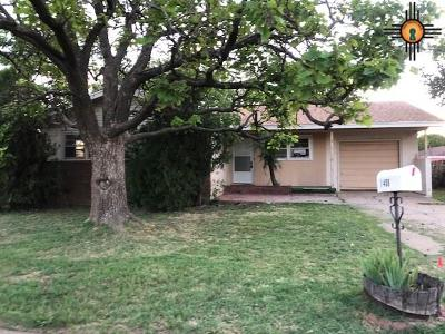 Clovis Single Family Home For Sale: 1408 N Reid St