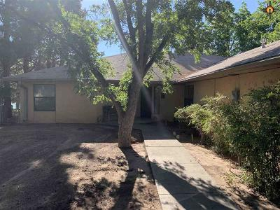 Carlsbad Single Family Home For Sale: 307a Moore
