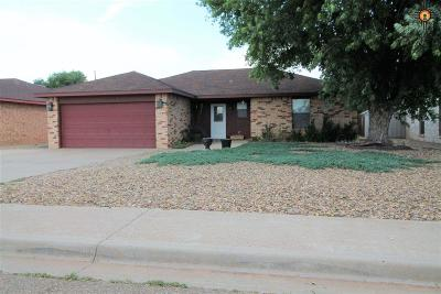 Clovis Single Family Home For Sale: 1508 Kiowa Trail