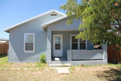 Portales Single Family Home For Sale: 913 E 3rd