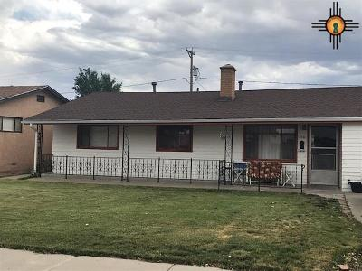 Gallup Single Family Home For Sale: 319 Julie Drive