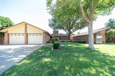 Clovis Single Family Home For Sale: 308 Lakeview