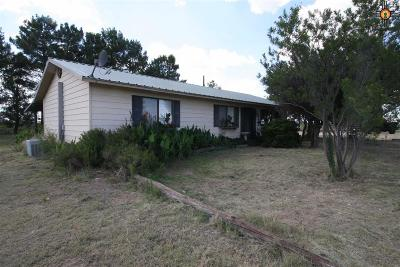 Lovington Single Family Home For Sale: 4601 W Sumruld Road