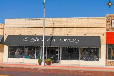 Curry County Commercial For Sale: 406 N Main